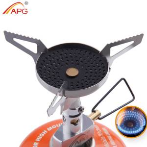 Portable Backpacking Stove