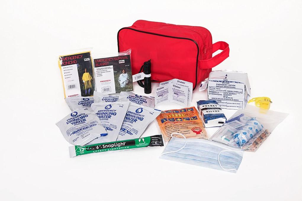 Compact Individual 72 hour Survival Kit by Survival Prep Warehouse