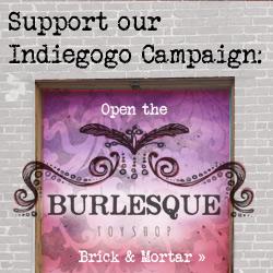 Burlesque Toys IGG Banner