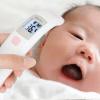 赤ちゃんには非接触体温計がおすすめ。ドリテック体温計のレビュー