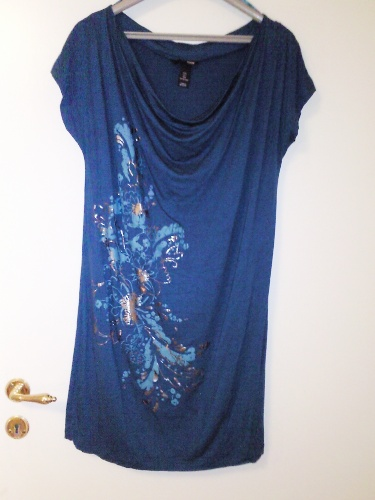 gronbla-t-shirt