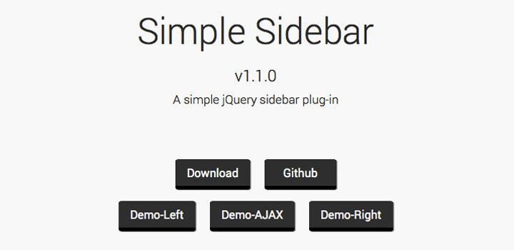 simple-sidebar-jquery-plugin