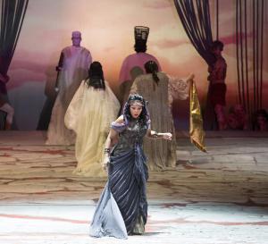 Nino Surguladze in Aida - Theatro San Carlo