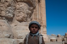 Bedouin kid posing for my camera.... where is he now? .... So many question could be asked for him...