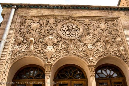 another sample of facade decoration