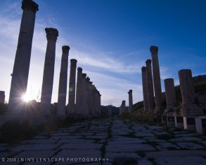 Jerash Collanade