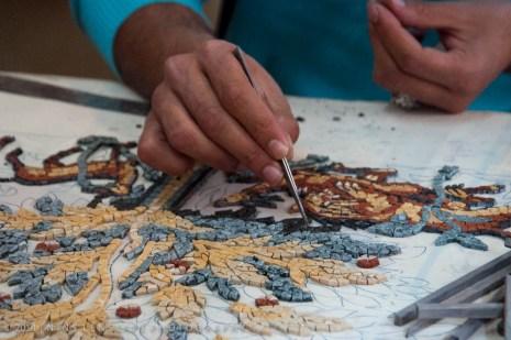 Madaba mosaics