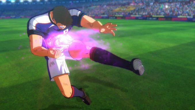 captain tsubasa strike