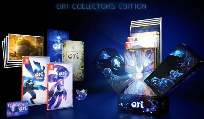 ori collectors edition will of the wisps blind forest