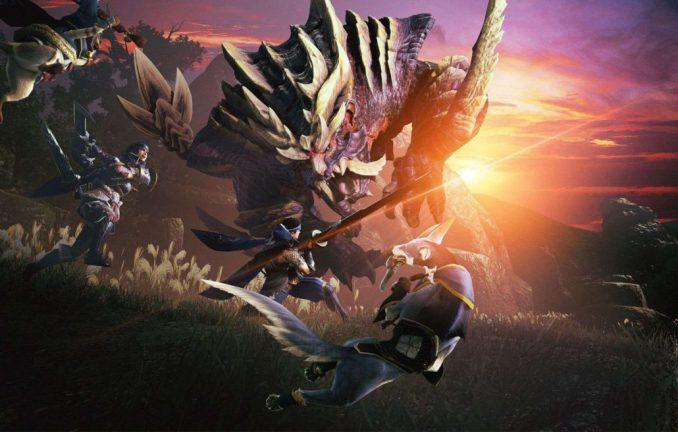 Monster Hunter Rise and Monster Hunter Stories 2