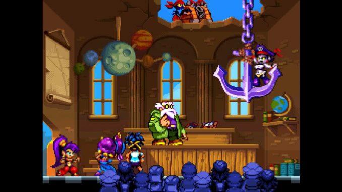 Shantae: Risky's Revenge - Director's Cut picture 2