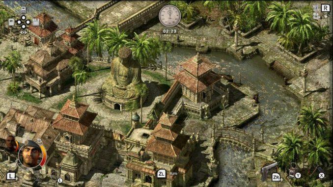 Commandos 2 HD Screenshot