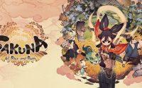 Sakuna: Of Rice And Ruin key art