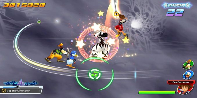 Kingdom Hearts Memory of Melody memory drive