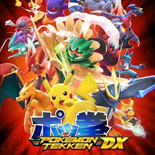 Pokémon Tekken