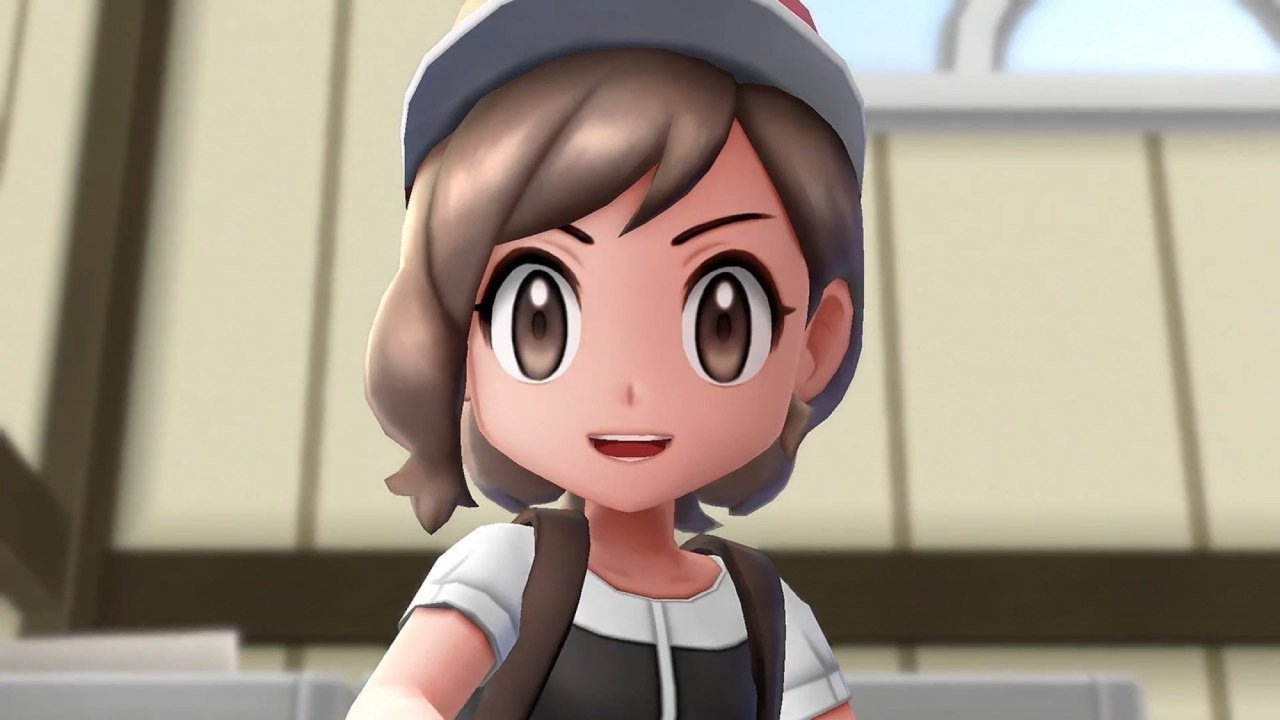 Pokémon Lets Go Lässt Euch Haut Haarfarbe Des