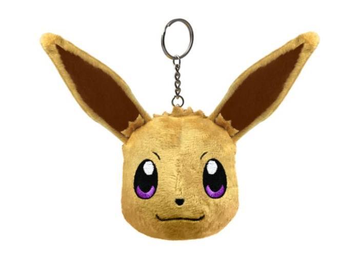 pokemon-lets-go-evoli-schlüsselanhänger