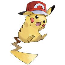 Pikachu-kalos-mütze