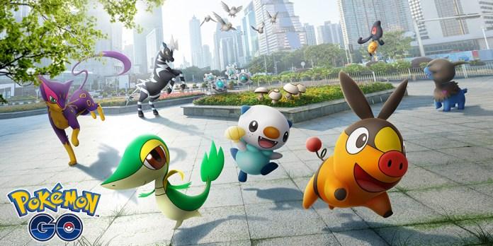 einall-pokemon-go