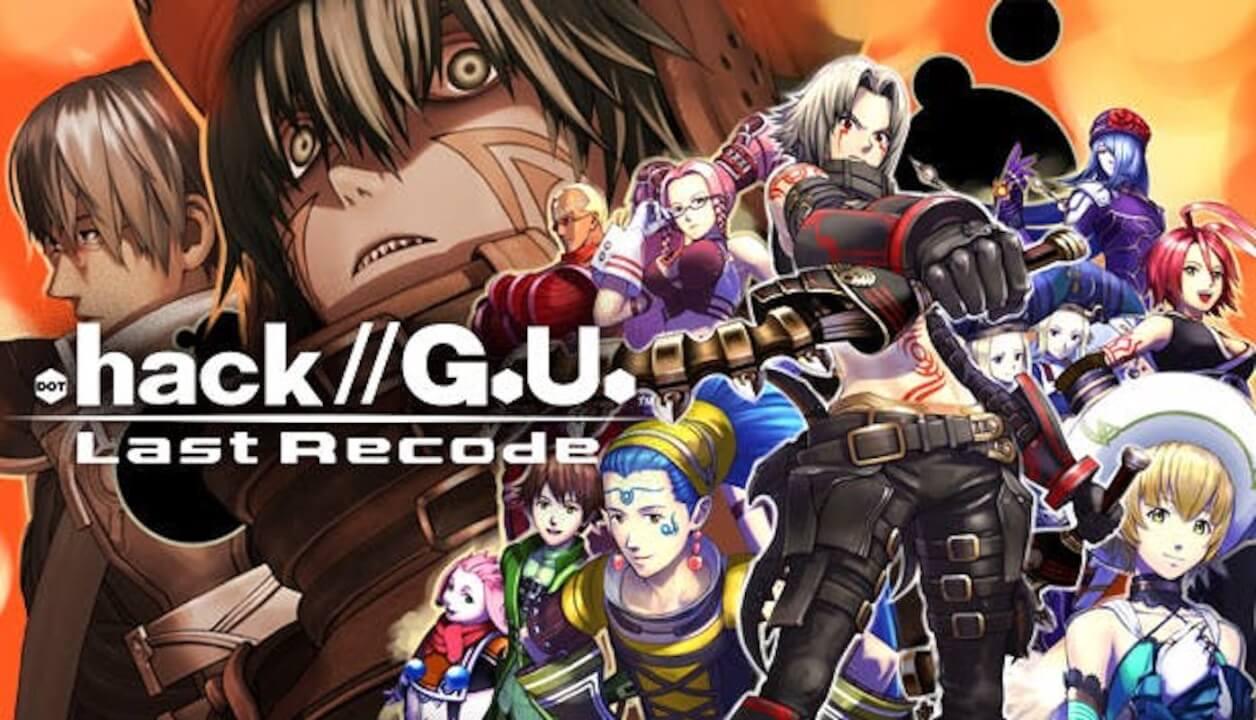 .hack//G.U. Last Recode erhielt eine Einstufung für Nintendo Switch