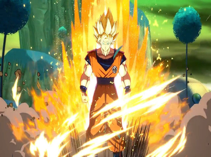 Dragon Ball FighterZ, C-17 et les DLC sur Switch...