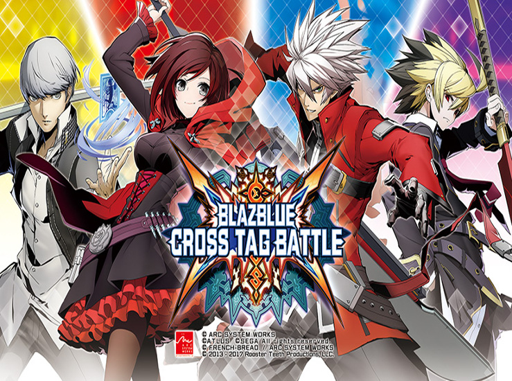 BlazBlue Cross Tag Battle, une bêta au Japon...