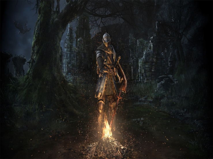 Dark Souls: Remastered passe au scanner...