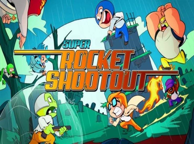 Super Rocket Shootout arrive sur Switch...