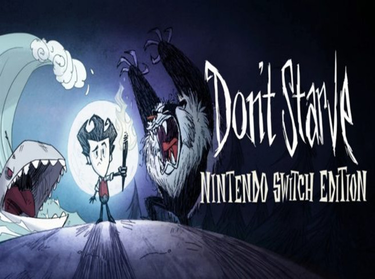 Don't Starve s'anime sur Switch...