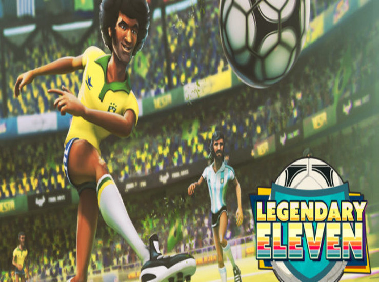 Legendary Eleven arrive sur Switch...