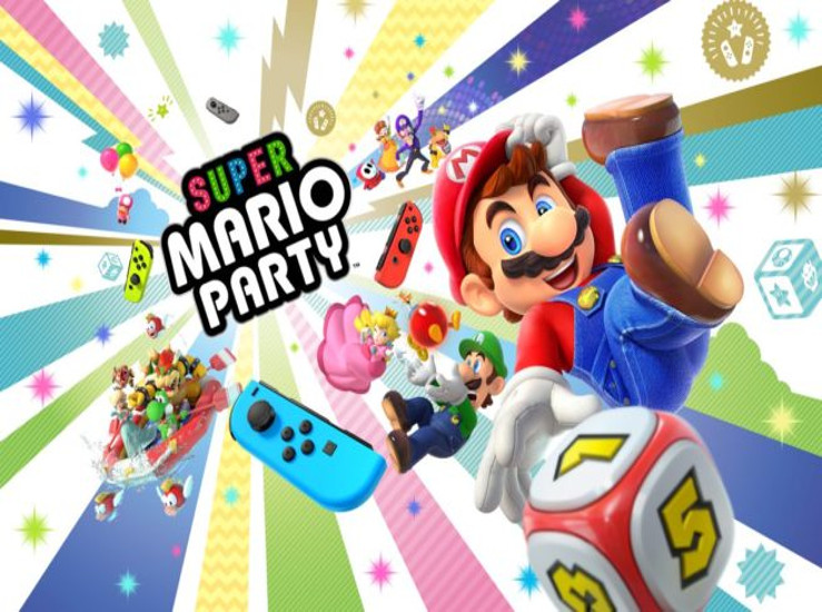 Nintendo Switch, un pack Super Mario Party...