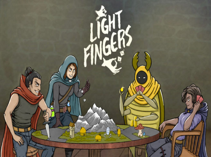 Light Fingers s'offre un trailer...