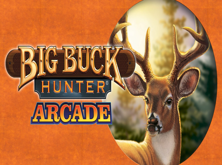 Big Buck Hunter Arcade arrive sur Switch...