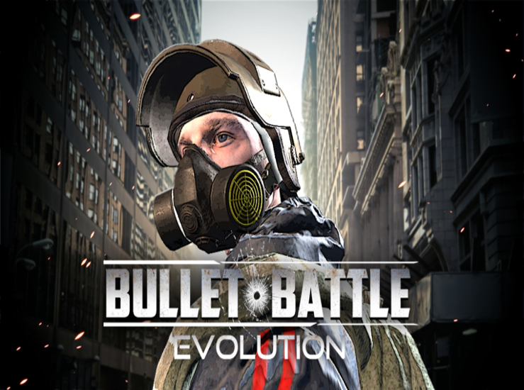 Bullet Battle Evolution sur Switch...