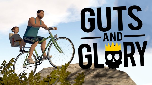 Guts and Glory just released from Switch - NPe