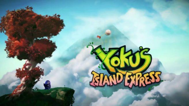 Novo vídeo Off-Screen de Yoku's Island Express [Switch]