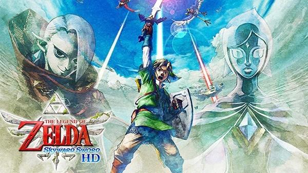 Nintendo anuncia The Legend of Zelda: Skyward Sword HD para o Nintendo Switch
