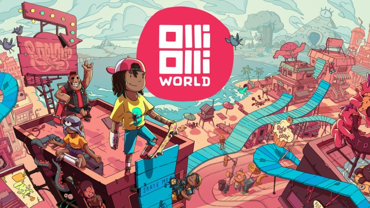 Private Division anuncia OlliOlli World para o Nintendo Switch