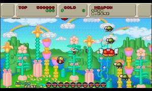 Nintendo eShop Downloads North America 3D Fantasy Zone II W