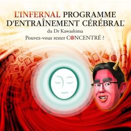 L'infernal programme d'entraînement cérébral du Dr Kawashima pouvez-vous rester concentré