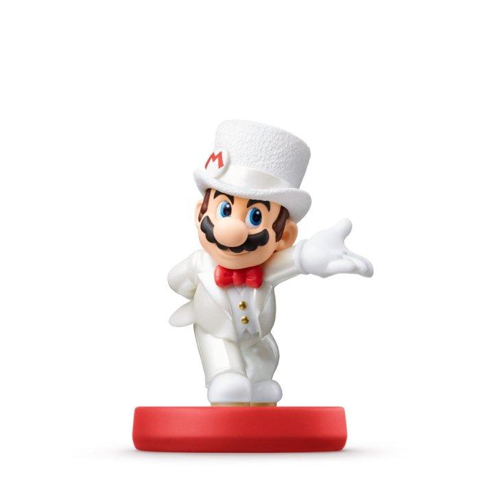 Super Mario Odyssey amiibo
