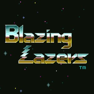 Nintendo eShop Downloads Europe Blazing Lazers