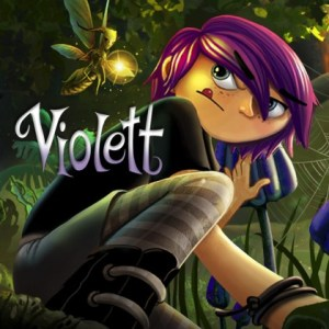 Nintendo eShop Downloads Europe Violett