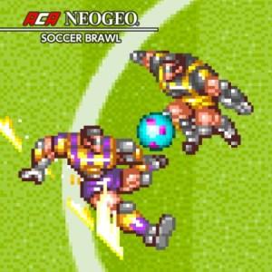 Nintendo eShop Downloads Europe ACA NeoGeo Soccer Brawl