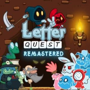 Nintendo eShop Downloads Europe Letter Quest Remastered