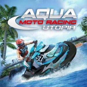 Nintendo eShop Downloads Europe Aqua Moto Racing Utopia
