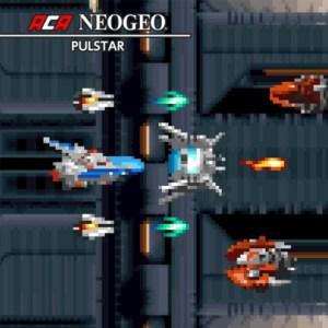 Nintendo eShop Downloads Europe ACA NeoGeo Pulsar
