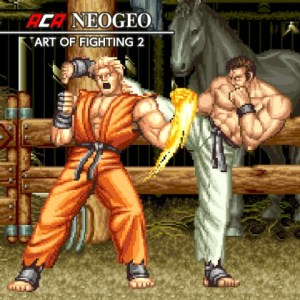 Nintendo eShop Downloads Europe ACA NeoGeo Art of Fighting 2