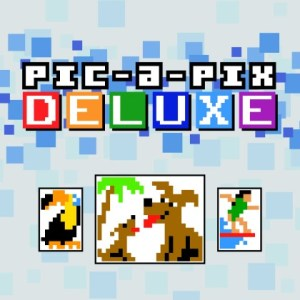 Nintendo eShop Downloads Europe Pic-a-Pix Deluxe