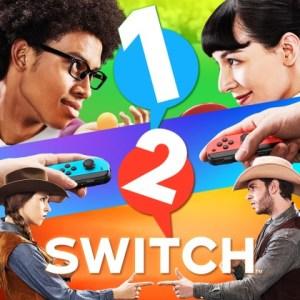 Nintendo eShop Sale 1-2-Switch
